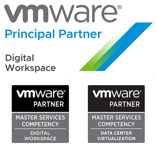 VMware Principal Partner Badge